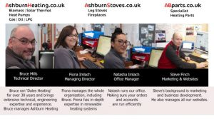 the team at AB parts