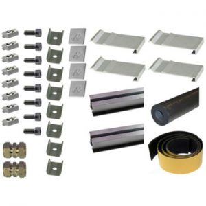 regulus solar fitting kit