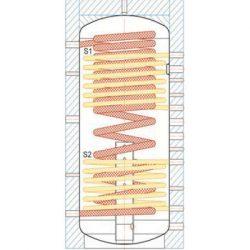 thermal store tank
