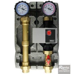 m2 pump station no mix