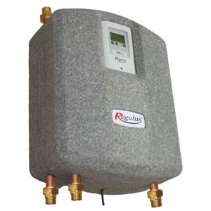hot water station