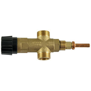 recooling valve