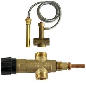 recooling thermostatic valves