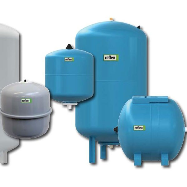 Expansion Vessels and Tanks