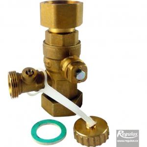 service valve for expansion vessel