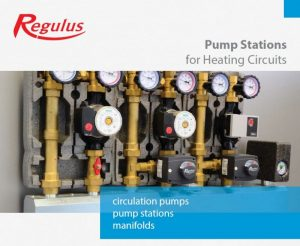 heating pump stations
