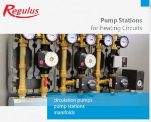 what are heating system pump stations