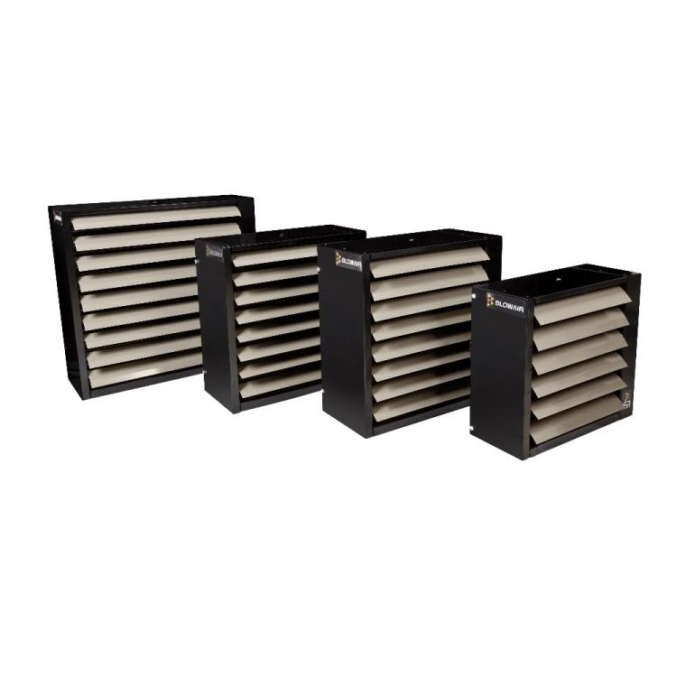 fan coil space heaters