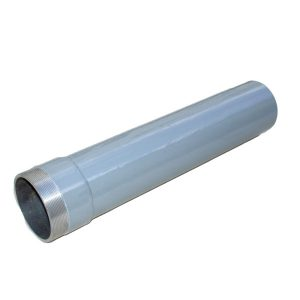pellet delivery pipe
