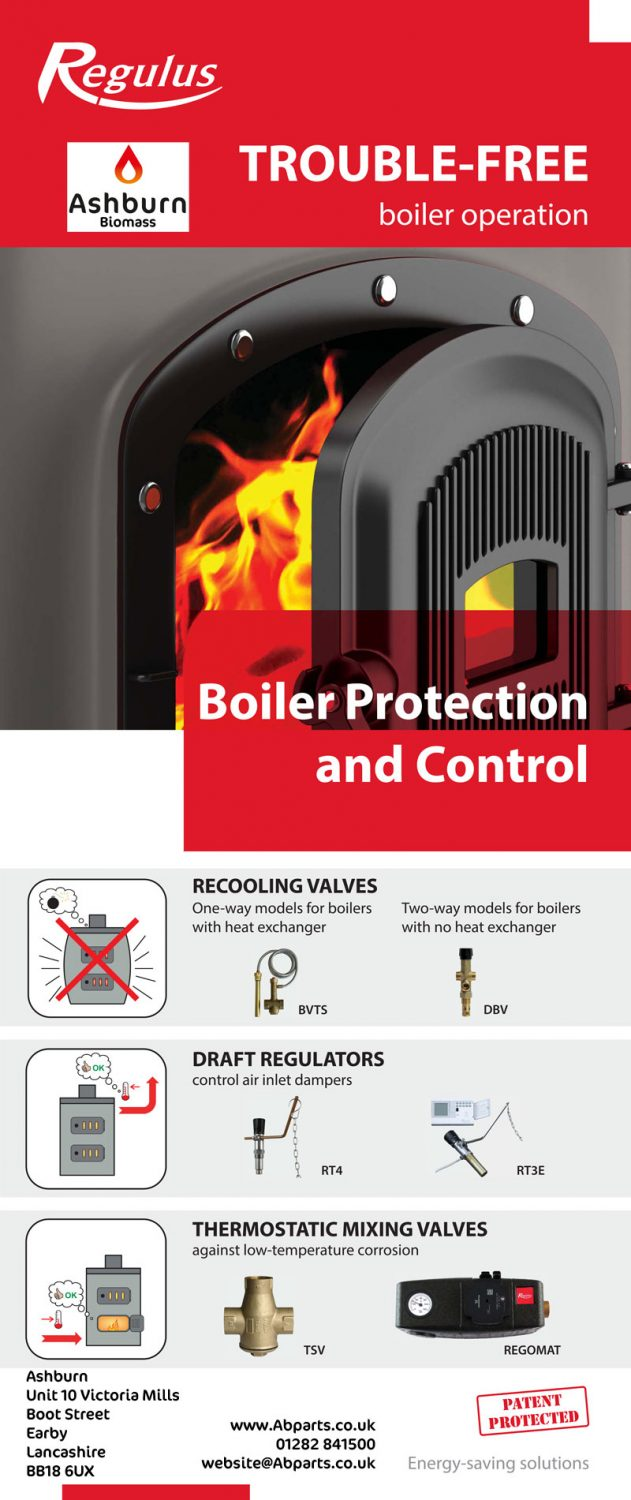 biomass boiler protection