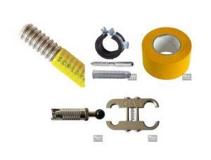 sicurflex pipe parts