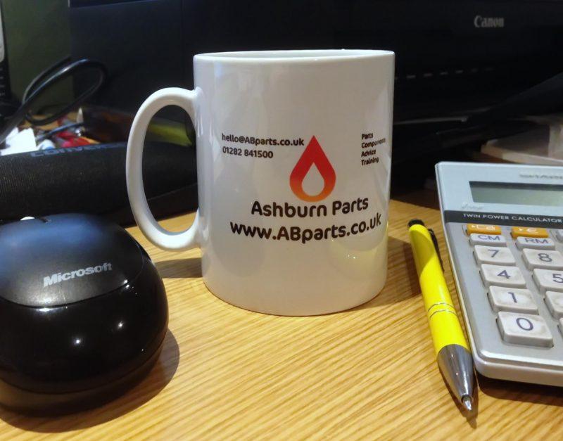 get a free mug