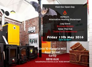biomass parts and boilers open day