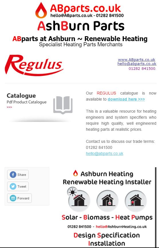 download your regulus catalogue