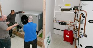 heat pump training