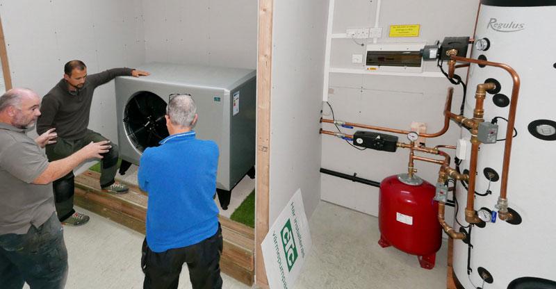 heat pump training