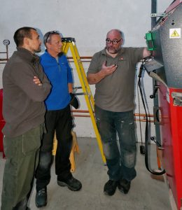 learn to install biomass