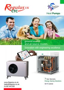 regulus ctc heat pumps