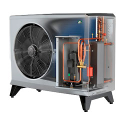 regulus ctc heat pump distributors