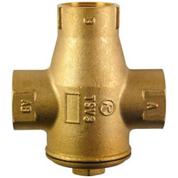 thermostatic mixing valves zone valves and controllers to the trade