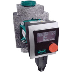 we distribute wilo pumps to the trade