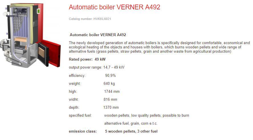 biomass by verner