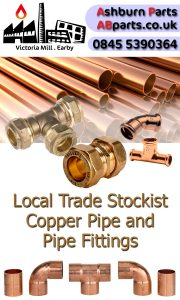 copper pipe and pipe fittings trade supplier