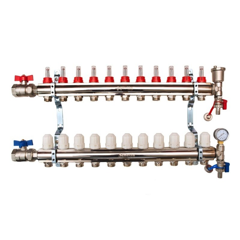 11 way manifold kit