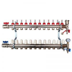 12 way manifold kit