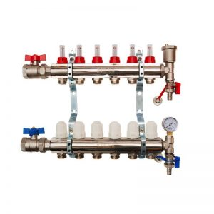 heating system manifold