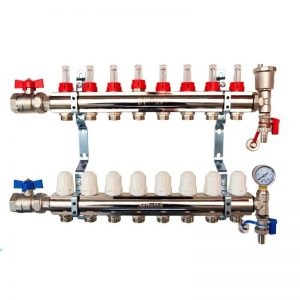 8 way manifold kits