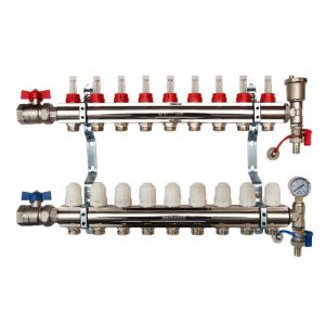 9 way manifold kit