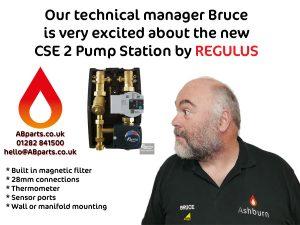 regulus CSE2 Mix pump station
