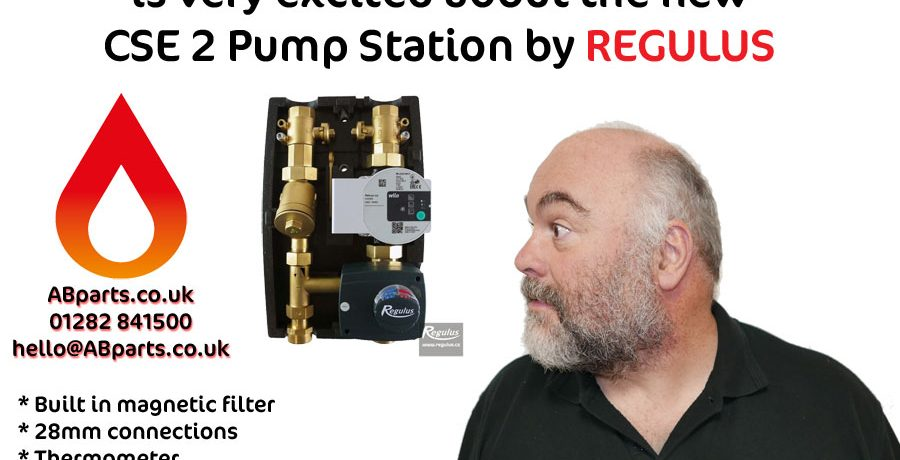 regulus CSE2 Mix pump station